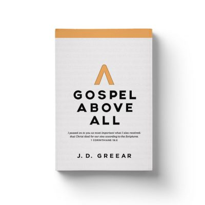 Gospel Above All - Teen Bible Study Book – Summit Life with